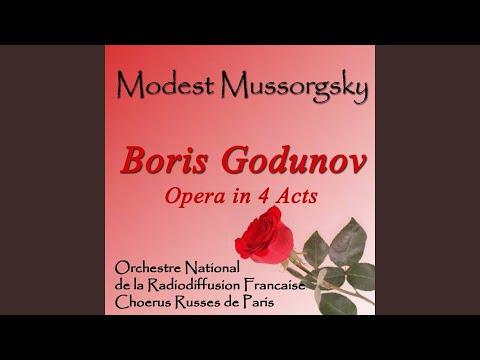 Boris Godunov, Prologue, Scene 1: People's Chorus