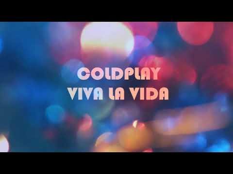 Coldplay - viva la vida lirik + terjemahan