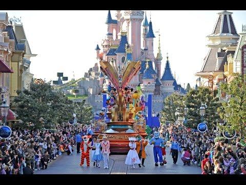 Disney Stars On Parade - Disneyland Paris 25 ans