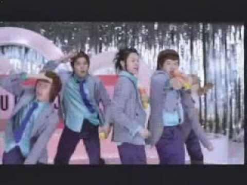 Super Junior T - Rokkugo!!! (karaoke+eng sub)