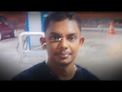 Malaysian Prabagaran executed in Singapore