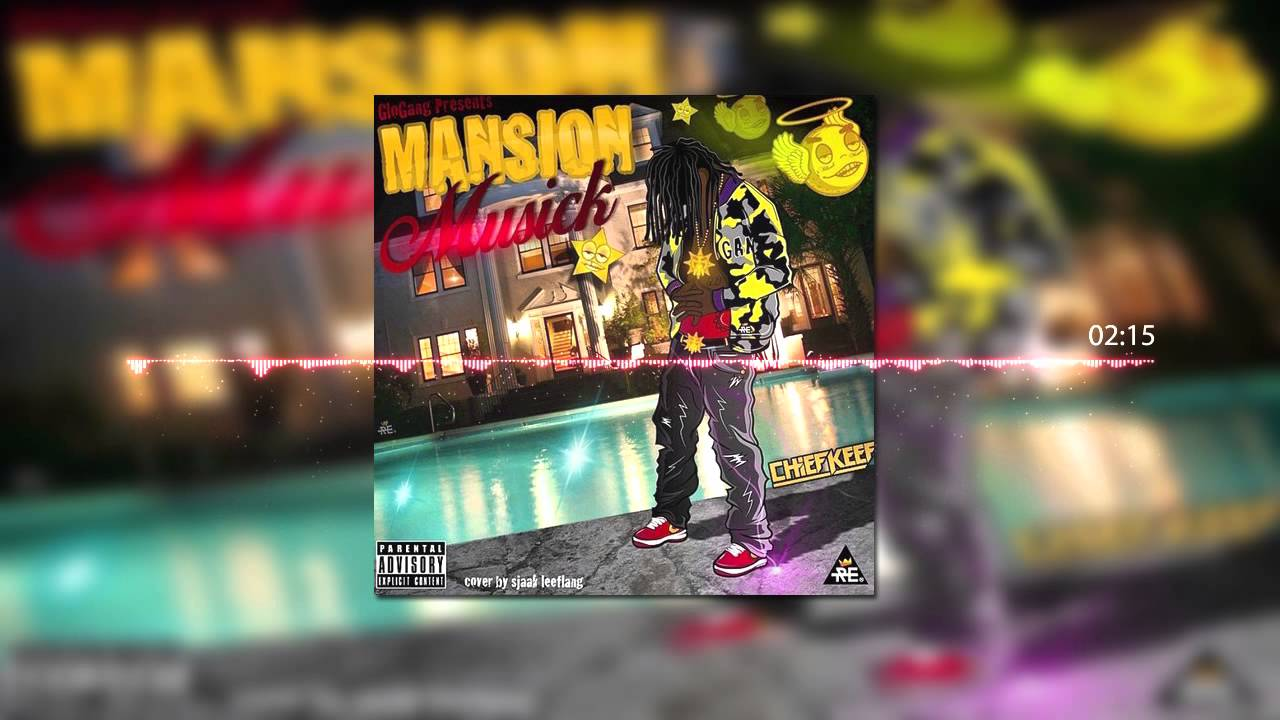 *Futuristic* Chief Keef | Lil Durk | Soulja Boy (Type Beat) - Mansions