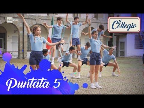 Il saggio finale di ginnastica - Quinta puntata - Il Collegio 3
