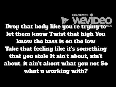 Trolls What U working with lyrics