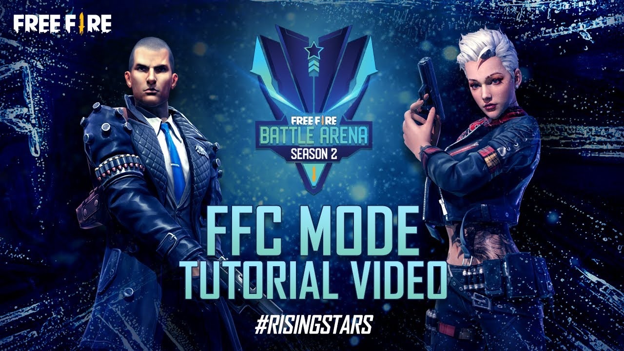Free Fire Battle Arena Season 2 | FFC Mode Tutorial