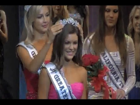 MISS GREATER SAN DIEGO - THROUGH THE YEARS 2015