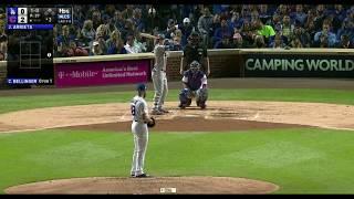 Cody Bellinger Solo Homerun vs Cubs | Dodgers vs Cubs Game 4 NLCS
