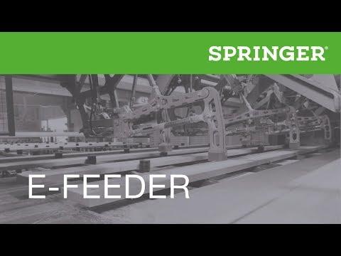 SPRINGER - E-FEEDER 200 lug loader