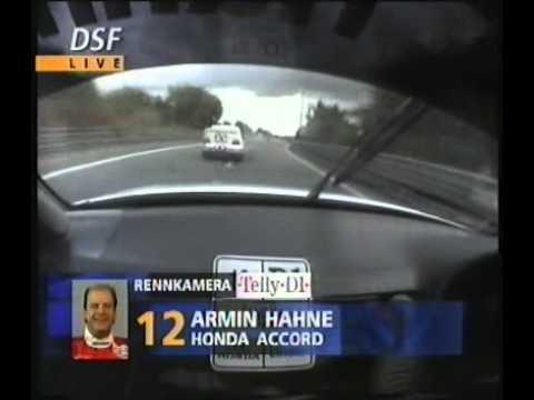 STW AVUS 1996 - Hahne onboard