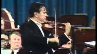 Henryk Szeryng, Paganini Violin Concerto in E major 1(2/2)( Live Prague Spring)