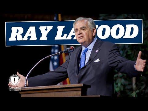 Distinguished Speaker Series - Ray LaHood