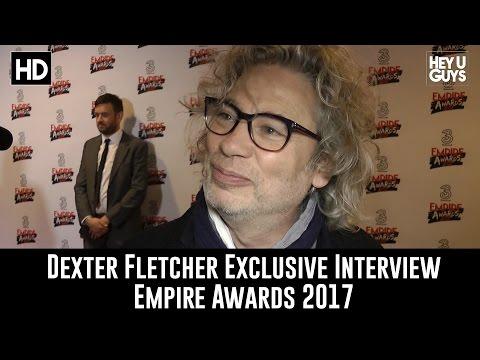 Dexter Fletcher  2017 Empire Awards Red Carpet