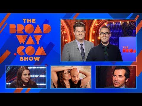The Broadway.com Show - 11/17/17: METEOR SHOWER's Laura Benanti & Keegan-Michael Key & More