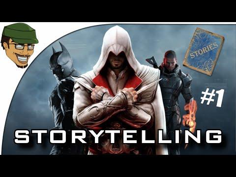 Storytelling 101: Part 1 - Seven Basic Plots & Narrative