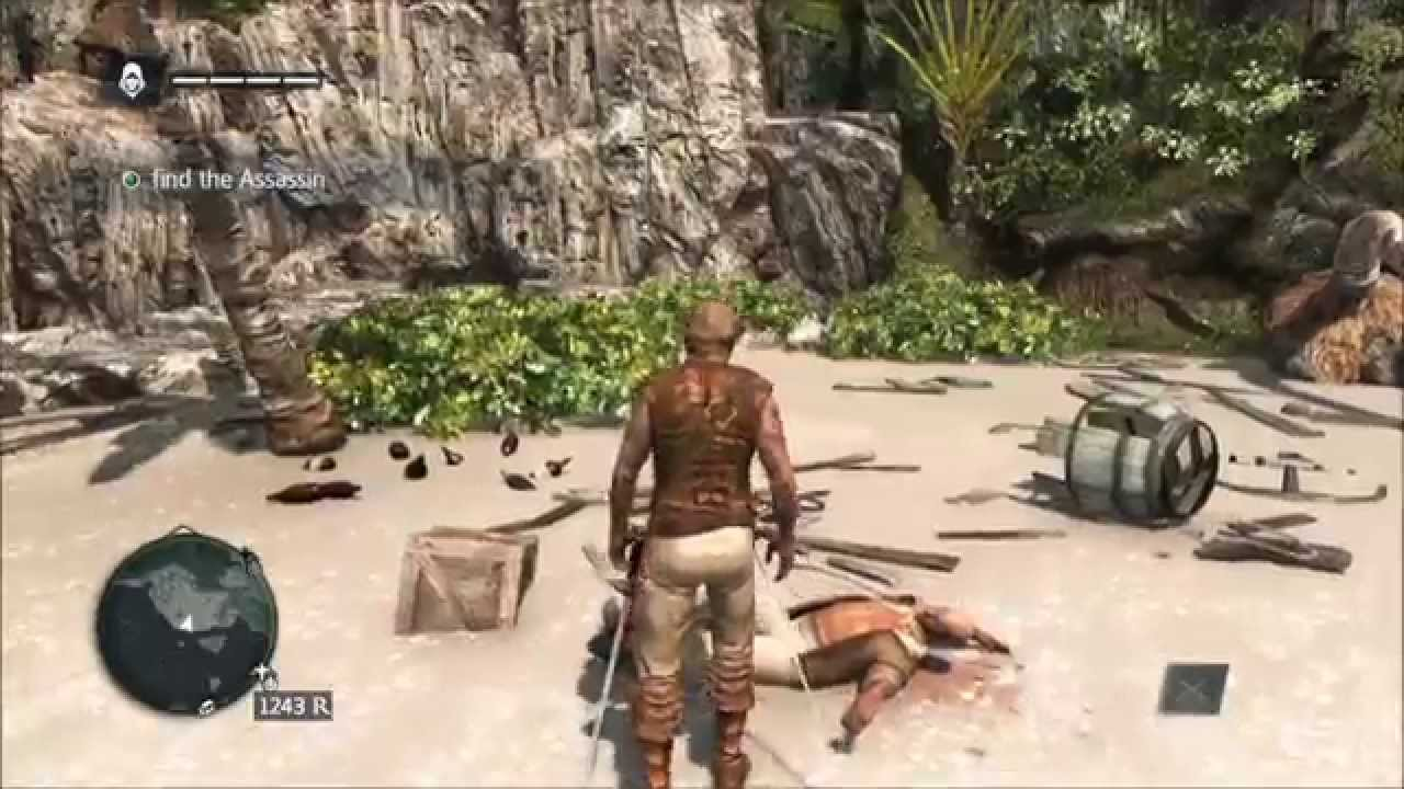 Assassin S Creed Iv Black Flag Gameplay Xbox One Hd 1080p