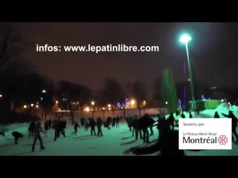 LePatinLibre - mercredis au Parc La Fontaine