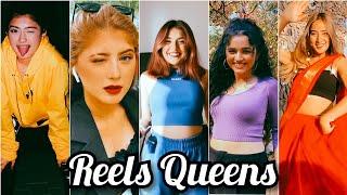 New Reels 22 jan   All TikTok star Amulya, Jannat, Arishfa, Avneet, Anushka, Faisu, Riyaz,Purabi etc