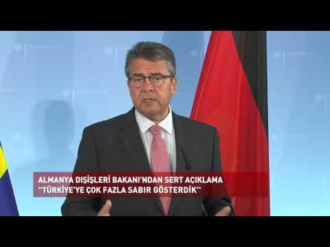 Haber | Almanya Dışişleri Bakanı: Türkiye'ye çok fazla sabır gösterdik