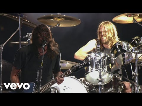 Foo Fighters - All My Life (Live At Wembley Stadium, 2008)