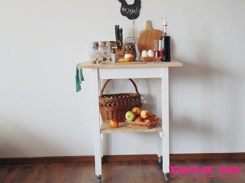 Jak zbudować małą wyspę kuchenną