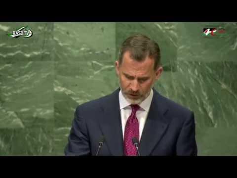 Felipe VI expresa su apoyo al derecho saharaui a la autodeterminación