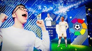 FIFA 18: XL LA LIGA TOTS Lightning Rounds Pack Opening + TEAMUMBAU