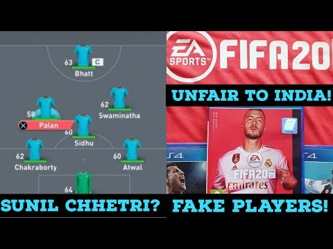 FIFA 20 India - Why Indian Fans Will Feel Cheated After Playing FIFA 20?