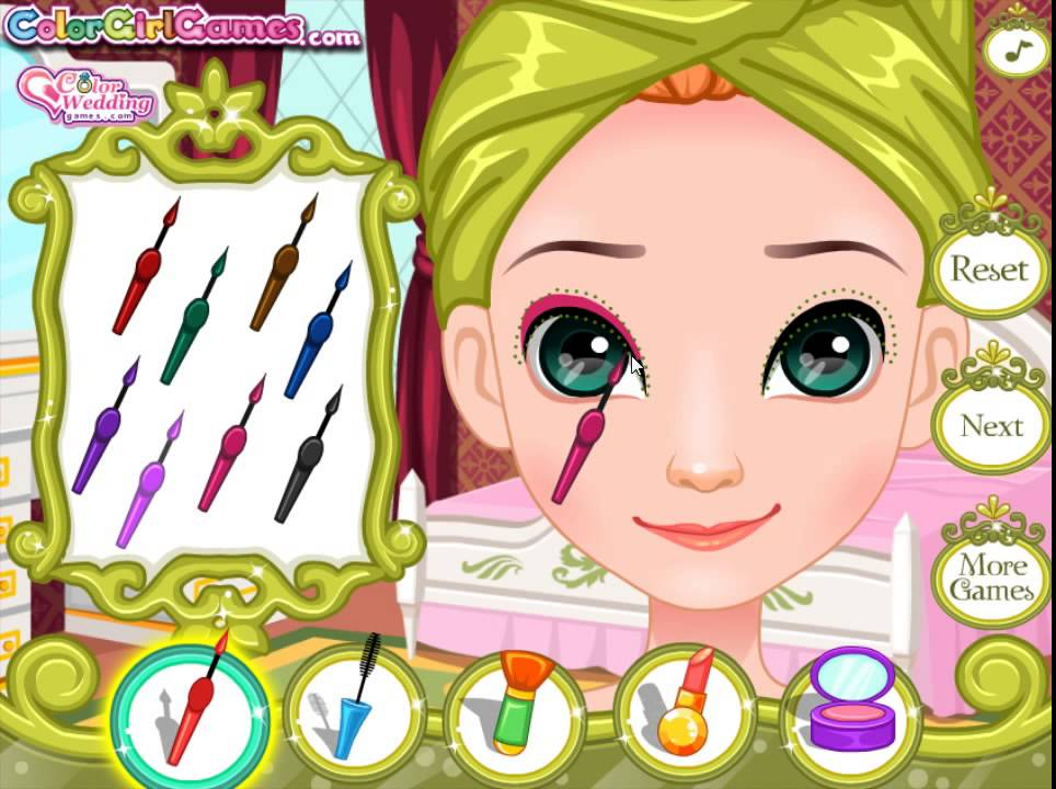 Frozen Princess Anna, Prom Dress - Girly Game Play - YouTube Girly Games
