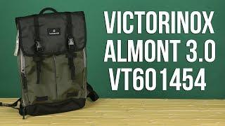Розпакування Victorinox Altmont 3.0 13 л Зелений Vt601454