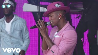 NE-YO - NE-YO – PUSH BACK (Jimmy Kimmel Live!/2018)