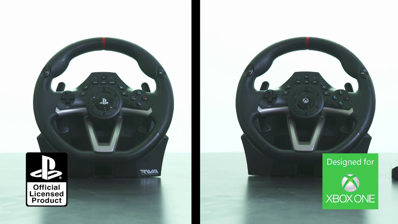 Racing Wheel Apex For Playstation 4 3 And Pc Hori Usa