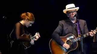 Elvis Costello & Larkin Poe - Lost On The River (unpublished Dylan lyrics) - live Munich 2014-10-13