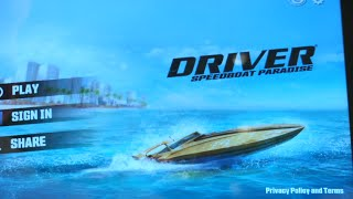 Driver Speedboat Paradise from Ubisoft