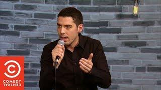 Stand Up Comedy: L'evoluzione della Chiesa Cattolica - Carmine Del Grosso - Comedy Central