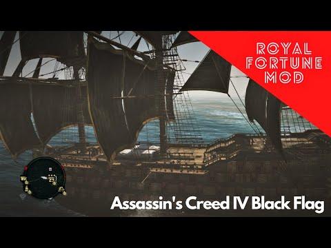 Assassin's Creed IV Black Flag   Royal Fortune mod
