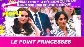 Kate Middleton et Meghan Markle en guerre ?