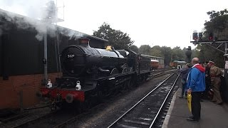 NYMR Holiday D1 Wartime Weekend Saturday 11th October 2014
