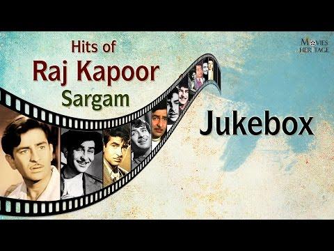 Hits Of Raj Kapoor - Sargam || Old Hindi Songs || Jukebox
