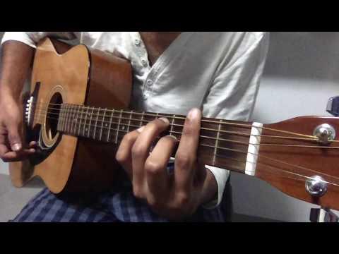 Venmathi Venmathi | Minnale | Harris Jayaraj | Guitar cover