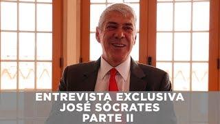 """José Sócrates - Legitimidade da Justiça - """"Brasil vive tragédia institucional"""""""