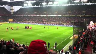 "Kölle Alaaf ""Denn wenn et Trömmelche jeht"" 1.FC Köln HD"