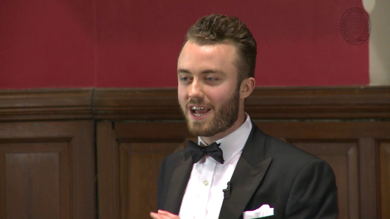 Tom Lucy  | Comedy Debate: All You Need Is Love | Opposition | Oxford Union