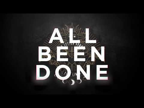 Red Letter Sunday - All Been Done (Official Lyric Video)