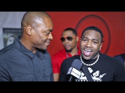 Adrian Broner REACTION! Manny Pacquiao WIN vs Keith Thurman