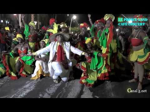Canal g.net PRESENTE le carnaval du 27/01/2019 vidéo produite par Romy MIREFLEUR