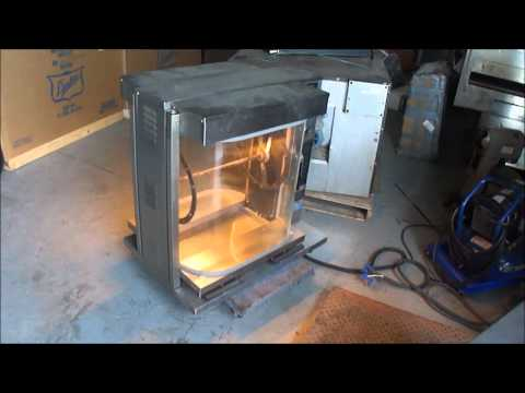 Marion Food Service Equipment: Merco-Savory SP-5 Rotisserie Oven