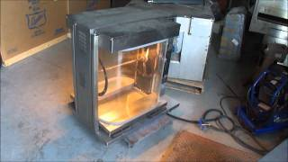 Marion Food Service Equipment: Merco-Savory SP-5 Rotisserie Oven(This is a quick video of a test session with a Merco-Savory SP-5 Rotisserie Oven. The item works great and is in good shape. (618) 944-0747 15460 Moellers ..., 2011-10-11T18:41:55.000Z)