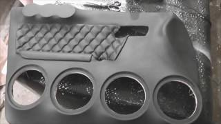видео Обшивка дверей на ВАЗ 2110