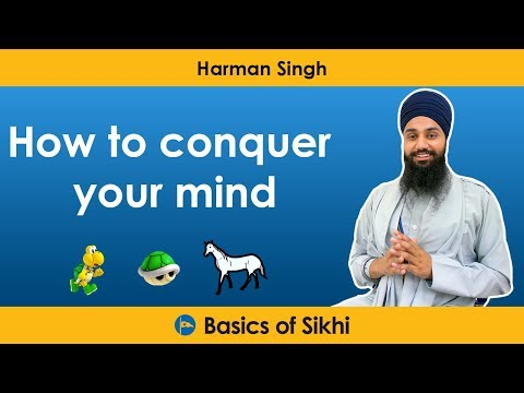 How to conquer your mind by Harman Singh [4K]