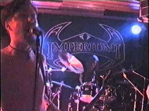 Reverend Bizarre - Imperiumin pikkujoulut, TVO, Turku, Finland. 28-11-2003
